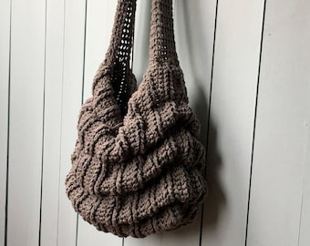 Crochet Bag PATTERN, Boho Bag, Slouchy Bag, Crochet Tote Bag Pattern, Crochet Hand Bag Patterns, Crochet Purse, Sac, Crochet Bags, PDF, DIY