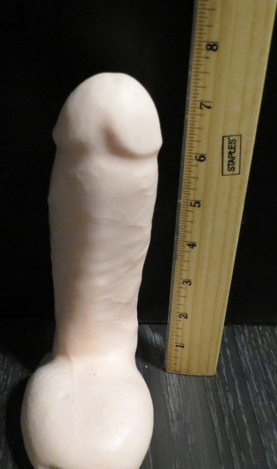 penis cut erect 8 inches