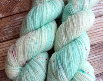 Ines - Shine - Hand Dyed Yarn - 100% Super Wash Merino