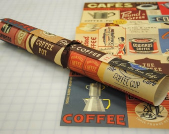 Coffee Paper by Cavallini