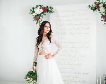 Lace Wedding Boleros, Bridal Lace Boleros, Wedding Lace Toppers, Lace Bolero, Wedding Dress Boleros, Wedding Shrugs. #B02