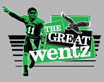 Phish Eagles The Great Wentz Dark Shading   Men's
