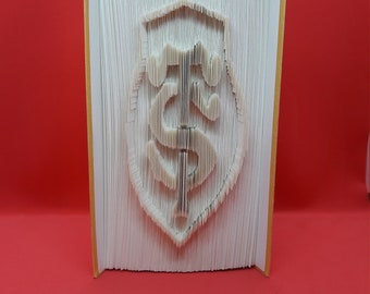 Toulouse Rugby - Folded book