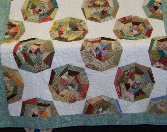 Small twin or lap quilt