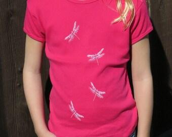 Child's Dragonflies T-shirt