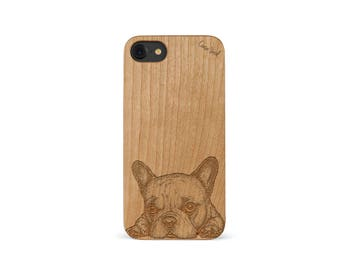 iphone 8 plus case french bulldog