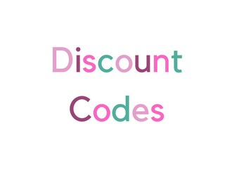 Bundle Discount Codes Listed HERE!