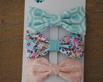 Hair bow hair Alligator Clip