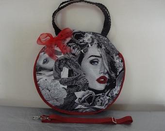 Round Hand Bag