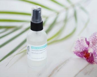 Sea Salt Spray - Beach Waves Hair Spray - Coconut Lime Hair Spray - Texturizing Spray