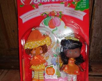 Strawberry  Shortcake  Orange  bloosom  dancin' berry fun  1991