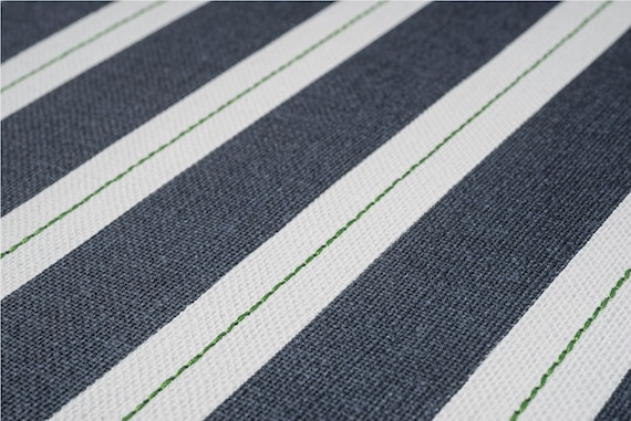 SAILING GREEN. Sheet of embroidered paper. For book binding. For luxury packaging. Green thread embroidery
