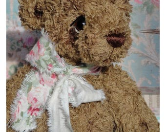Collectible bears, reserved for Sylvie (France)