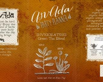 Party Planner (organic wellness tea blend)
