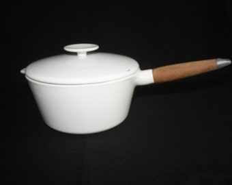 COPCO denmark D1 enamelled cast iron pan Michael Lax