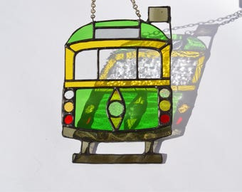Stained Glass Tram