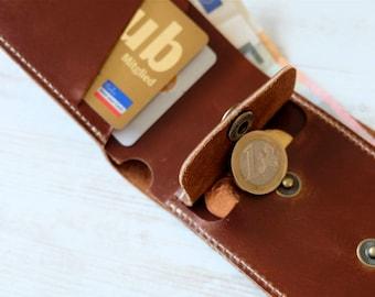 Leather wallet Men, leather wallets for men, leather wallet mens, mens wallet, minimalist wallet, leather wallet