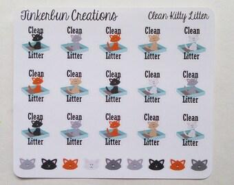 Clean Kitty Litter