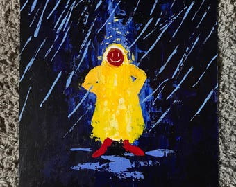 Leo: The Sun on a Rainy Day