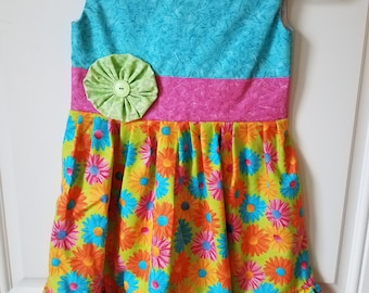 Size 5 Spring Sundress