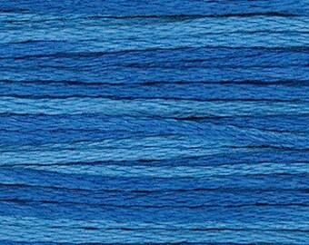 2339 Blue Bonnet - Weeks Dye Works 6 Strand Floss