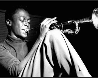 Miles Davis poster 24 X 36 inches