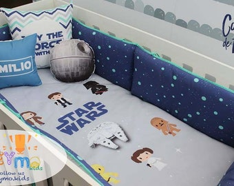 Star Wars Inspired Bedding