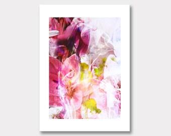 Fine Art afdrukken A3 Giclèe digitale kunst samenstellen, digitaal samengesteld, digitale abstract schilderij, abstracte kunst afdrukken, digitale collage afdrukken