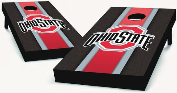 Ohio State Cornhole Boards Set