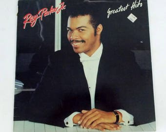 Ray Parker Jr Greatest Hits Vinyl LP Record AL8-8027