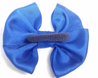 Lasso Azulón with Goma. Blue Bow with elastic