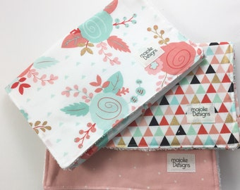 The Pretty Girl Collection Burpcloths
