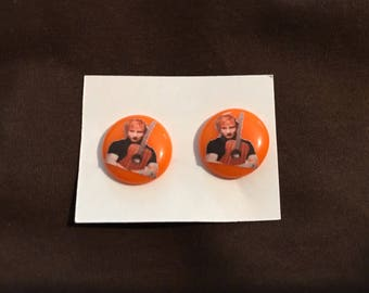 Ed Sheeran Earrings