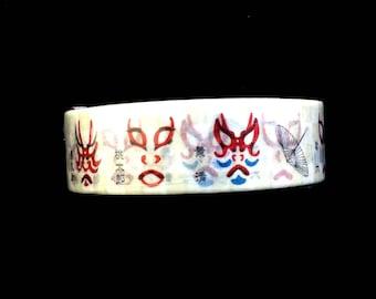 Japanese Masking Tape - Masking Tape - Traditional Japanese Tape -  Kabuki Makeup