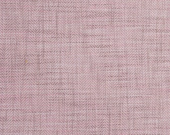 Blush Pink Tweed Upholstery Fabric - Modern Pink Solid Fabric for Furniture - Durable Upholstery Fabrics - Light Blush Pink Pillows