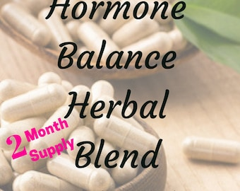 Hormone Balance Blend (60 Day Package)