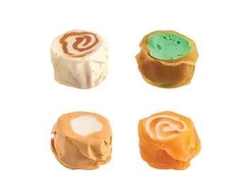 1 lb Taffy Shop Caramel Lover's Mix Salt Water Taffy