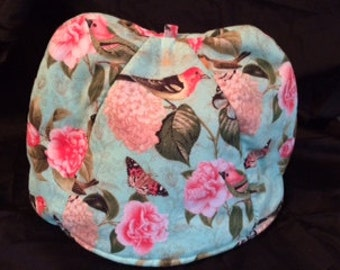 Plush Designer Cotton Tea Cosy, Extra Large