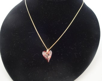 Valentine Contemporary Heart Wedding Pendant Bride Bridesmaid Mother of the Bride Mother of the Groom