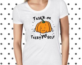 Vegan Pumpkin Shirt - Vegan T Shirt - Halloween T-shirt - Vegan Tee - Womens Vegan Clothing - Healthy - Funny Tee - Vegetarian - Plant-based