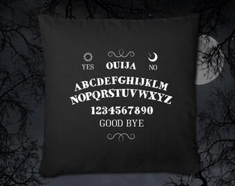 Sweet Ouija board pillow cover