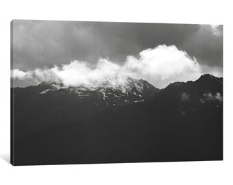 iCanvas Hurricane Ridge II Gallery Wrapped Canvas Art Print by Laura Marshall