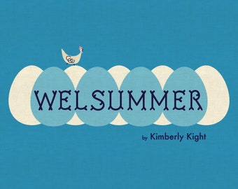 Welsummer Complete Collection Fat Eighth Bundle, 18 Pieces, Kim Kight, Cotton+Steel, RJR Fabrics, 100% Cotton Fabric, 3999