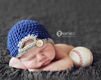 Instant Download Baseball Cap Pattern