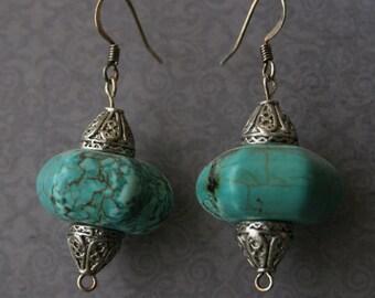 Indian Lantern Earrings