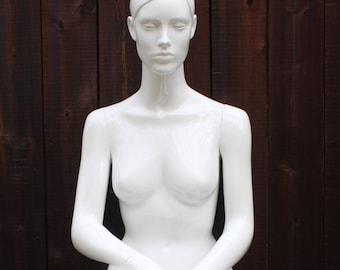 Female Sitting Mannequin