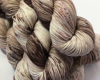 Twig - Hand-dyed Sock / 4ply Peddero Merino & Nylon Yarn