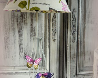 The romantic butterfly lamp