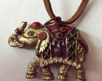 Statement Elephant Pendant [SKU203]