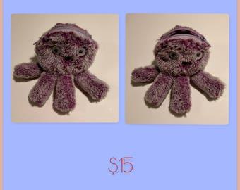 Premade Octopus Coinpurse